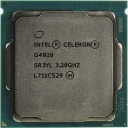 cpu s-1151-2 celeron-g4920 oem